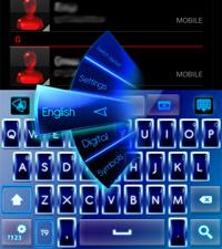 GO KEYBOARD - bộ giao diện bàn phím cực đỉnh cho Android