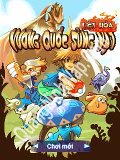 Game pokemon vuong quoc sung vat