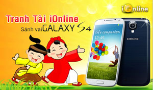 Tai ionline trung glaxy s4